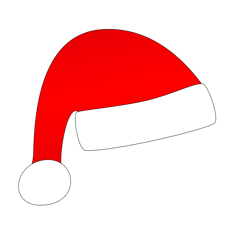 Santa Hat Clip Art & Santa Hat Clip Art Clip Art Images.