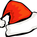 christmas clipart santa hat christmas hat clipart clipart kid free.