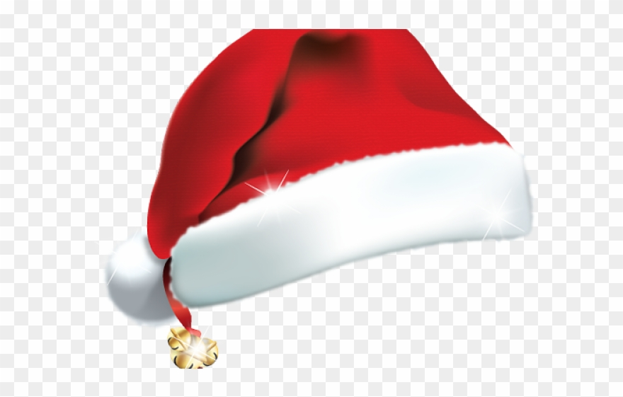 Santa Hat Clipart Transparent Background.