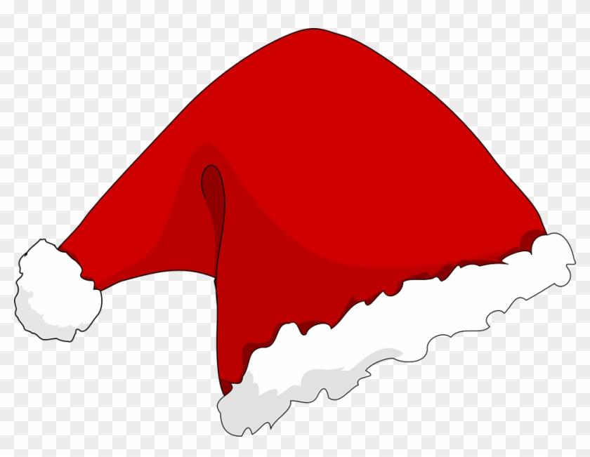 Xmas Santa Claus Cap Hat Png Transparent Images Clipart.