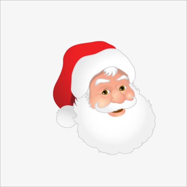 Santa Head Png & Free Santa Head.png Transparent Images.