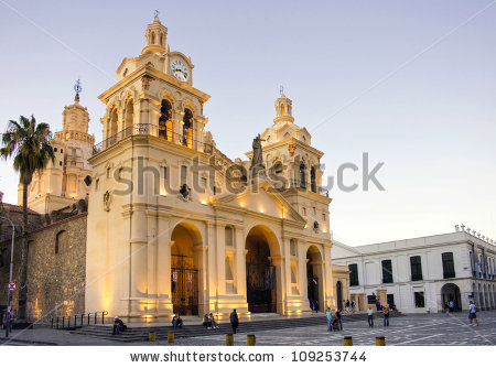 Cordoba Argentina Stock Photos, Royalty.