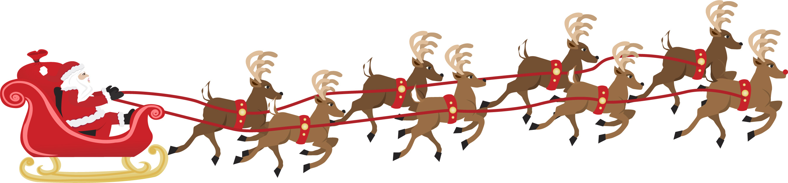 Similiar Real Reindeer Pulling Sleigh Keywords.