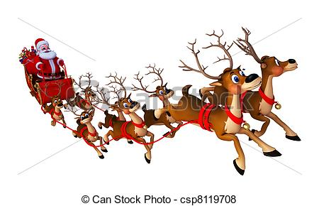 Sleigh Clipart and Stock Illustrations. 8,806 Sleigh vector EPS.