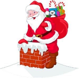 17 Best images about Santa Claus Gif & Clipart on Pinterest.