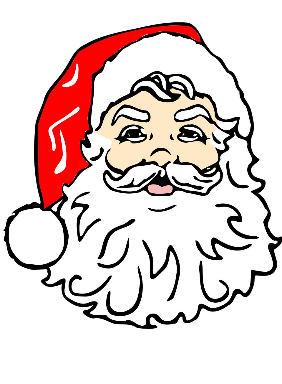 Santa Claus Illustrations.