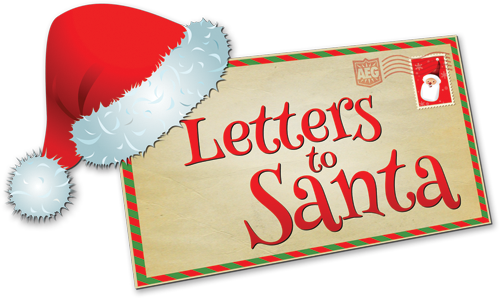 Dear Santa Letter Week is here!.