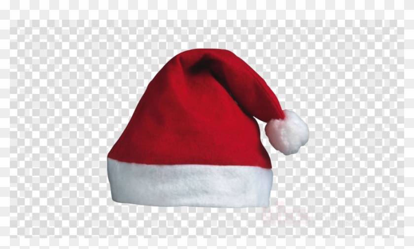 Download Santa Hat Transparent Background Clipart Santa.