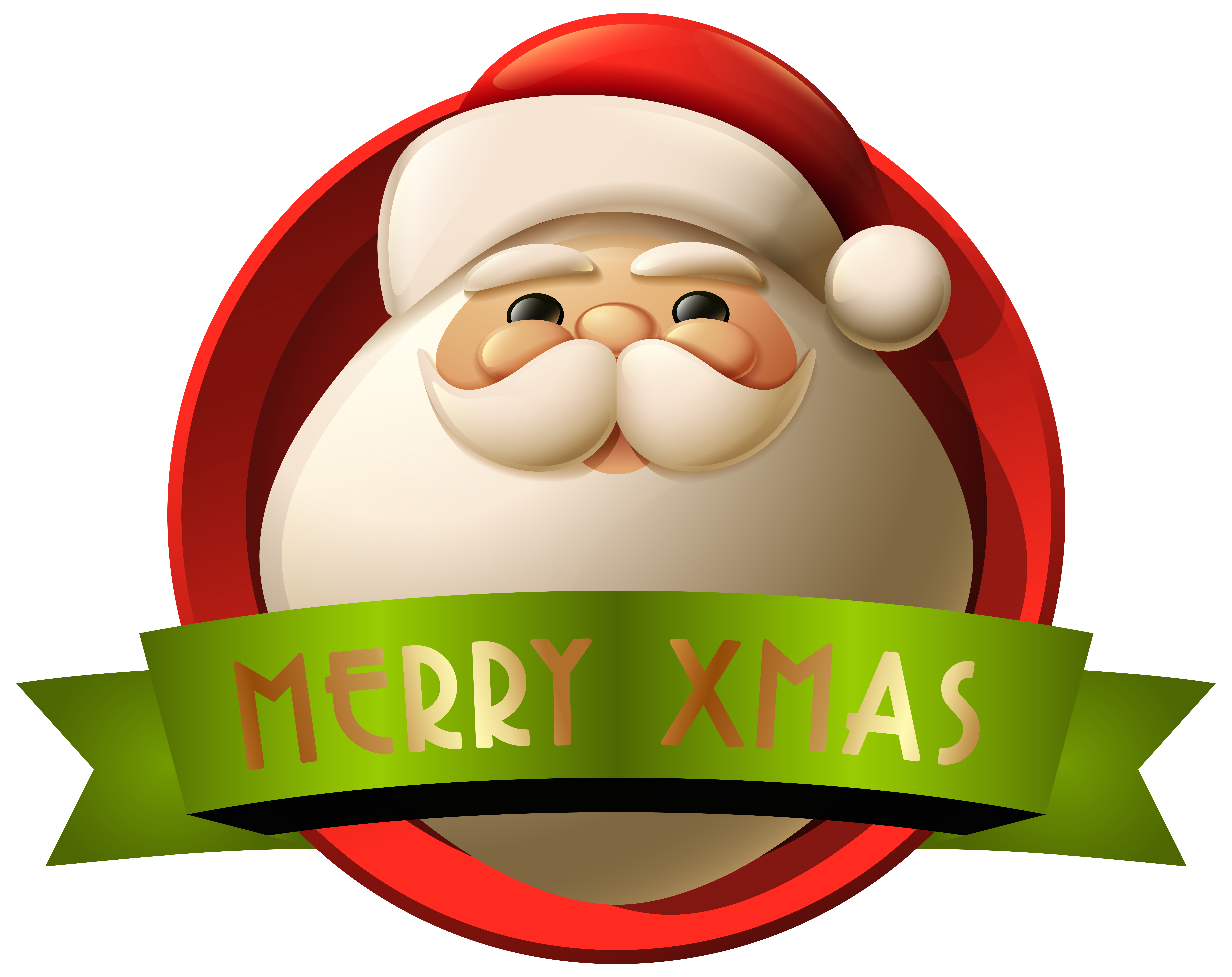 Merry Christmas Clip Art.Santa Merry Christmas Clipart 20 Free Cliparts Download
