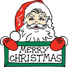 have a Merry Christmas and a Happy New Year and hope to see you.