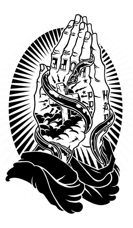 Griffin La Santa Muerte Hand Drawn Third Sneak Peek.