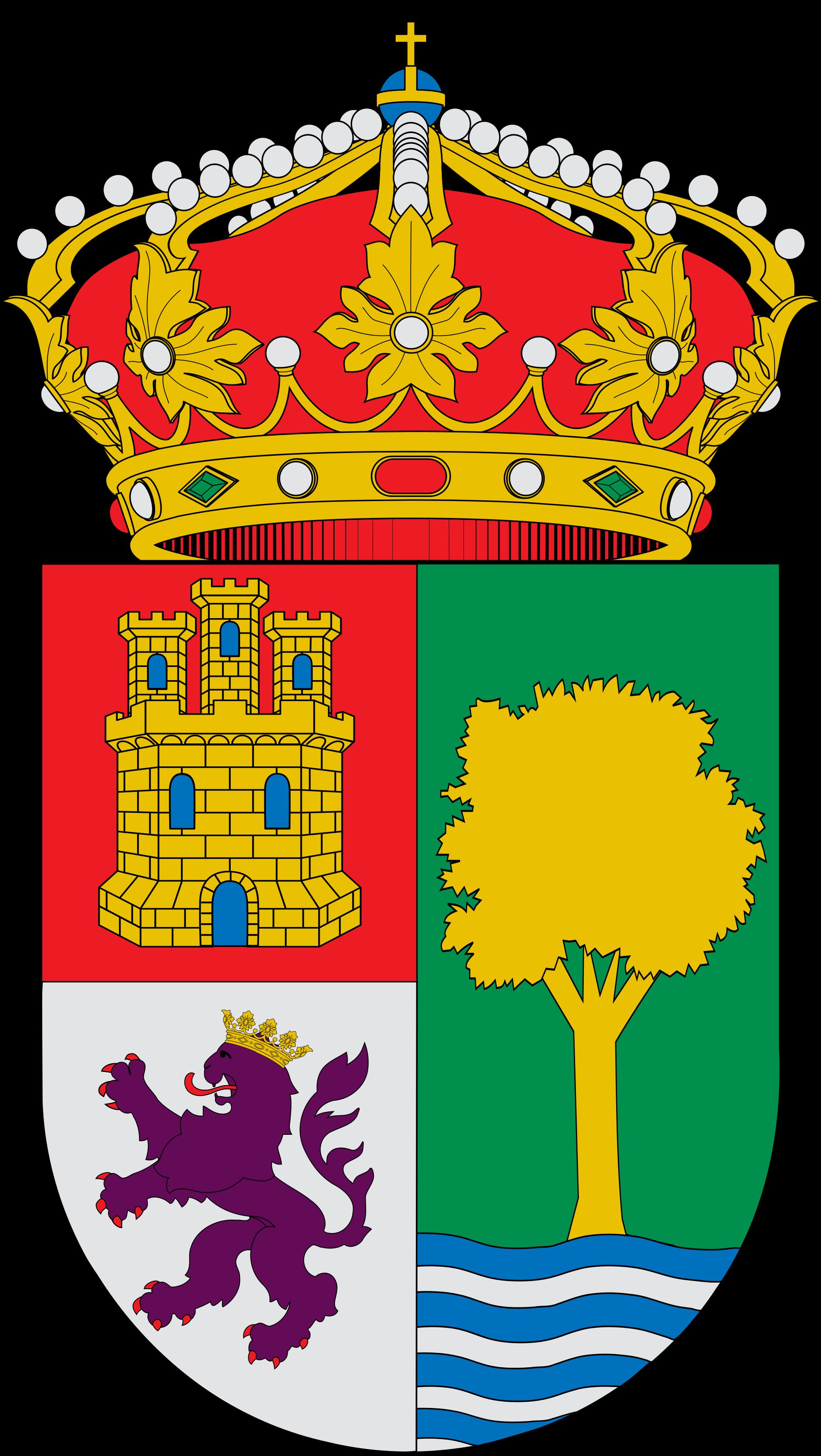 File:Escudo de Santa Olalla del Cala.svg.