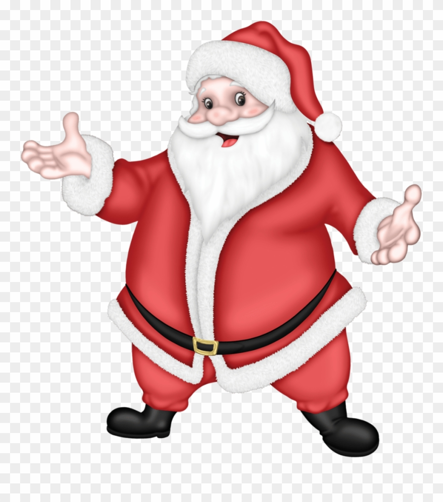 Santa On Rooftop Clipart 2 By Lisa.