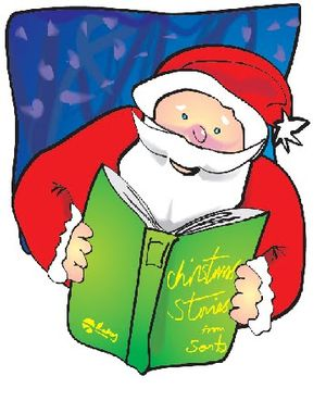 Storytime with Santa!.
