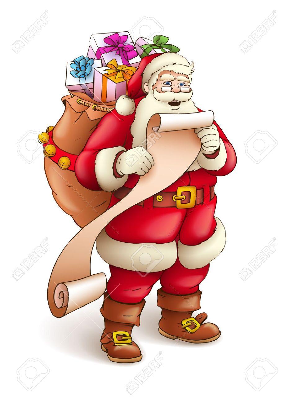Showing post & media for Cartoon santa reading list.