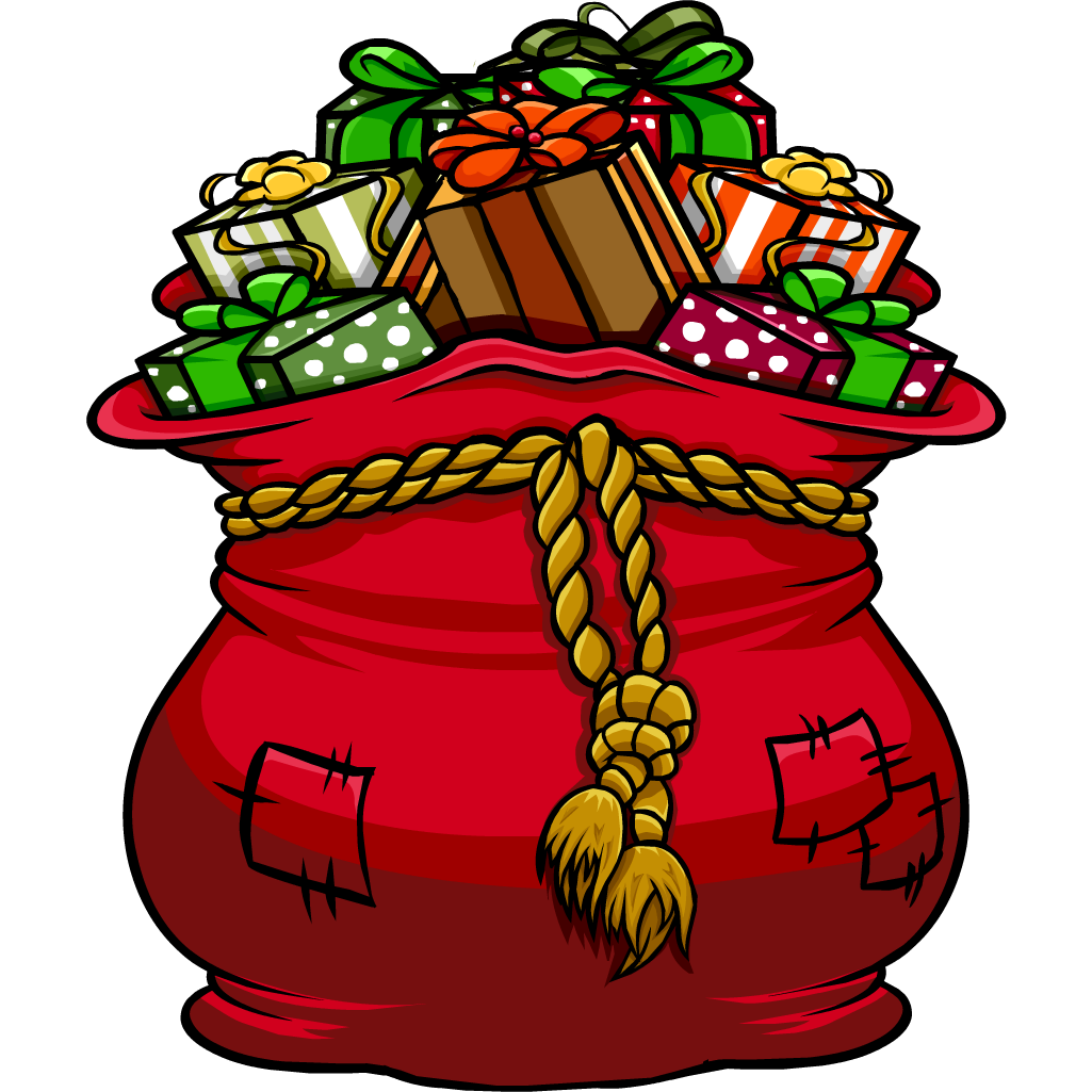 Free Santa Bag Cliparts, Download Free Clip Art, Free Clip.