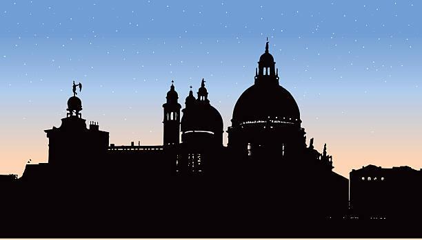 Santa Maria Della Salute Clip Art, Vector Images & Illustrations.