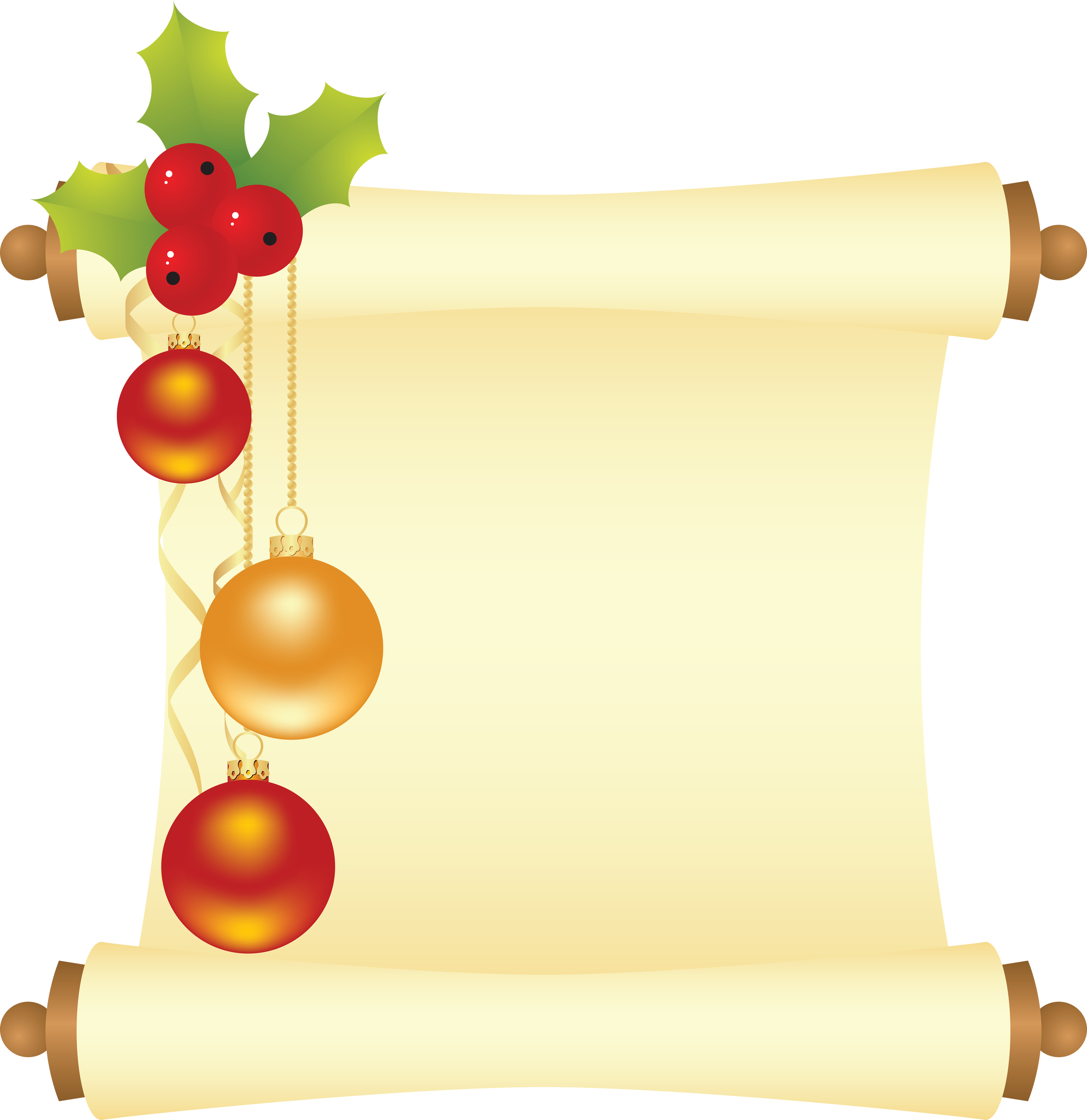 Free Christmas Scroll Cliparts, Download Free Clip Art, Free.