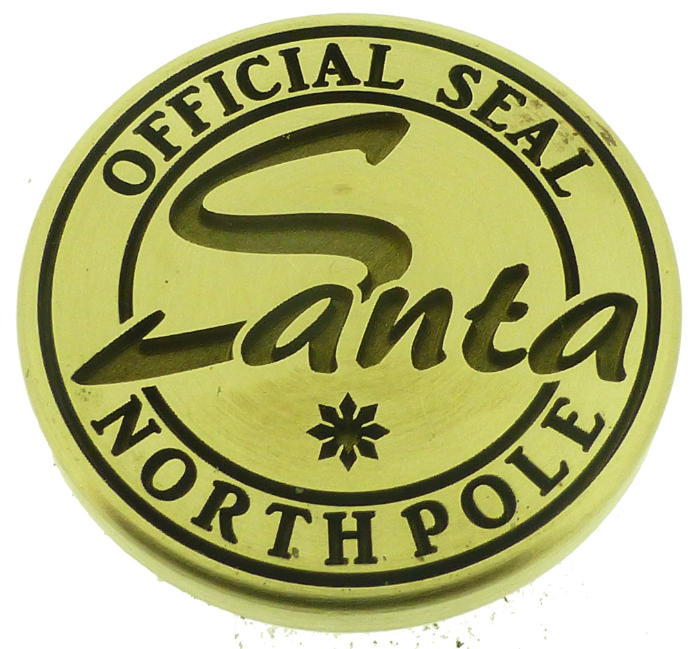 North Pole Seal Clipart.