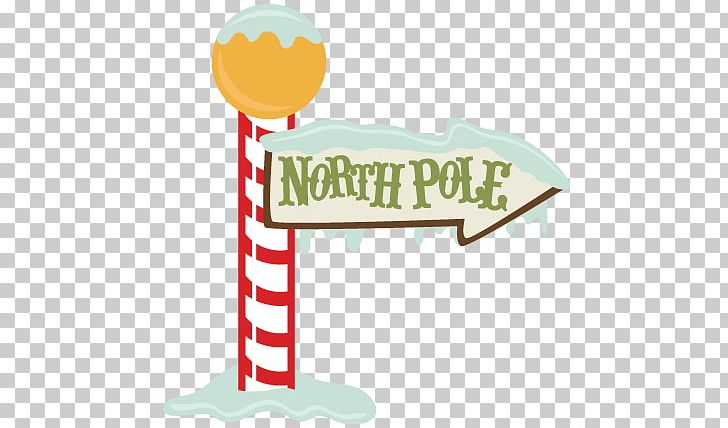 North Pole Sign Santa Claus PNG, Clipart, Christmas.