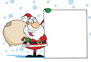 74+ Free Santa Clip Art.