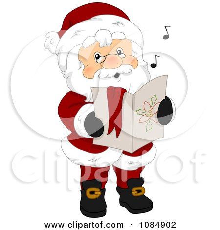 Royalty Free Santa Illustrations by BNP Design Studio Page 1.