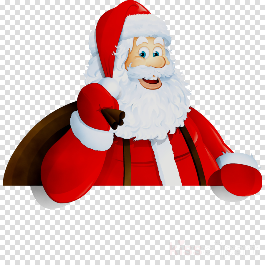 Santa Claus Cartoon clipart.