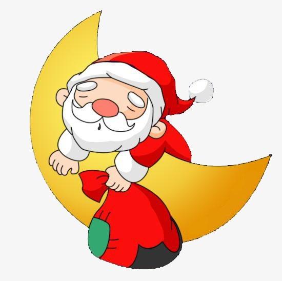 Sleeping santa clipart 6 » Clipart Portal.