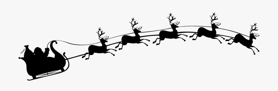 Santas Sleigh.