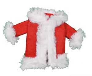 Free Santa Suit Clipart.