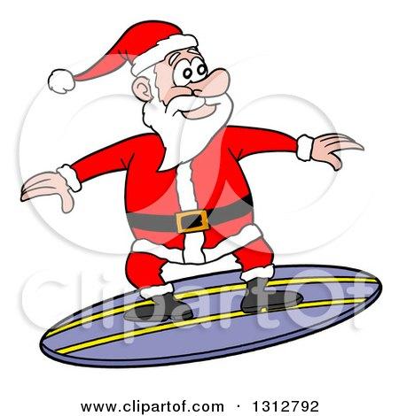 Showing post & media for Surfing santa cartoon.