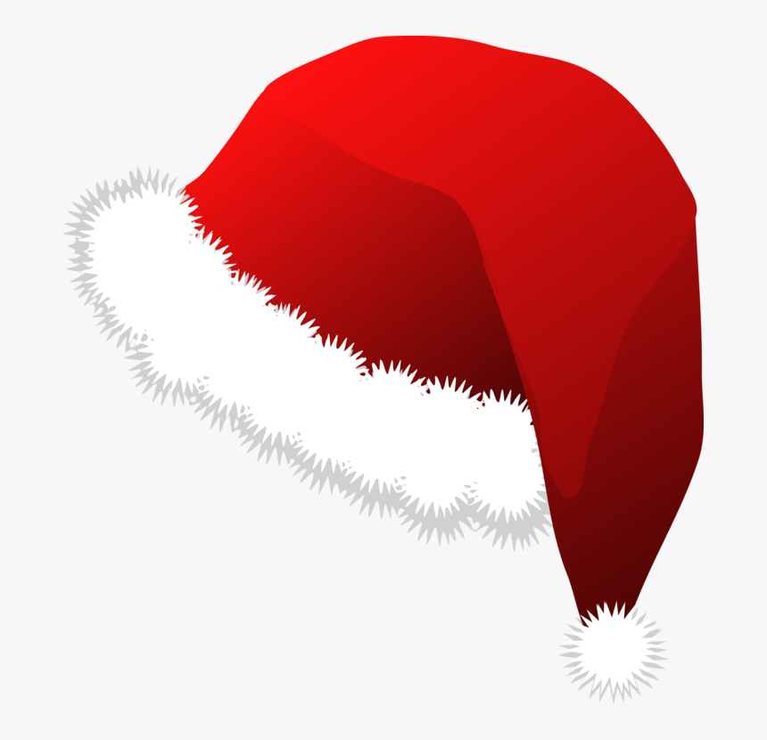 Clip Art Transparent Background Santa Hat, HD Png Download.