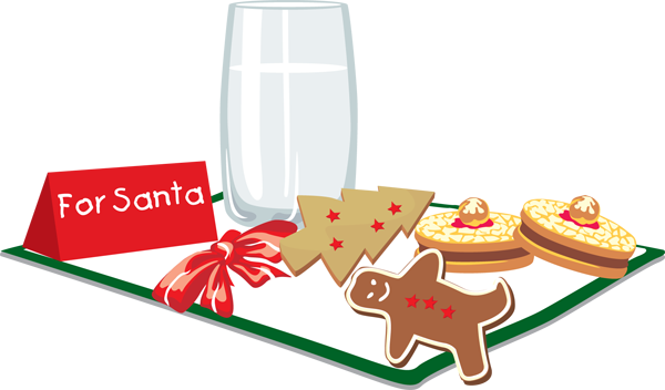 6+ Christmas Cookies Clipart.