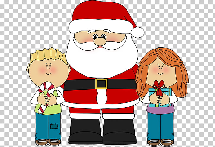 Santa Claus Christmas Santa\'s workshop Child , Kids Art.