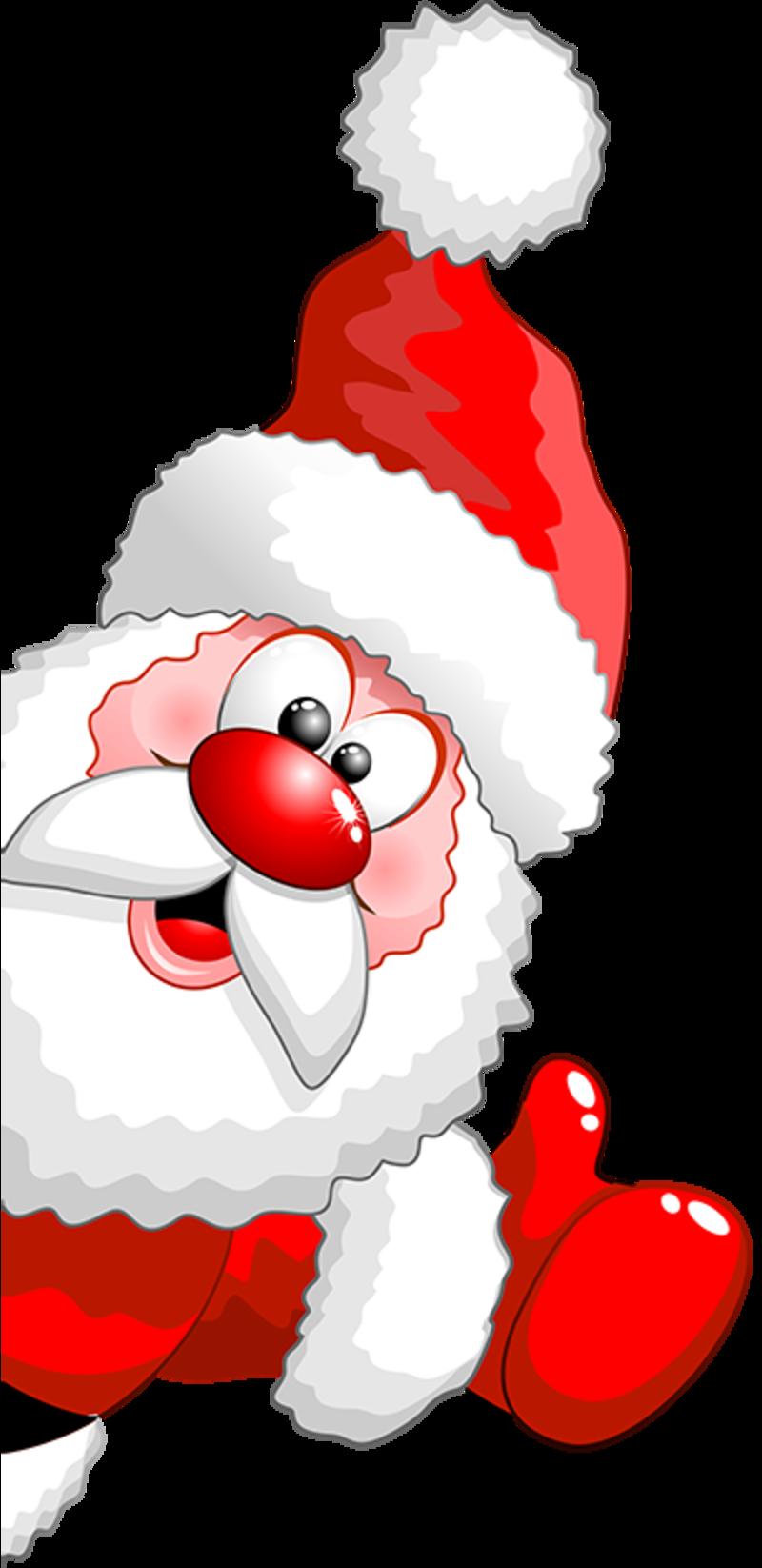 Christmas Moose.