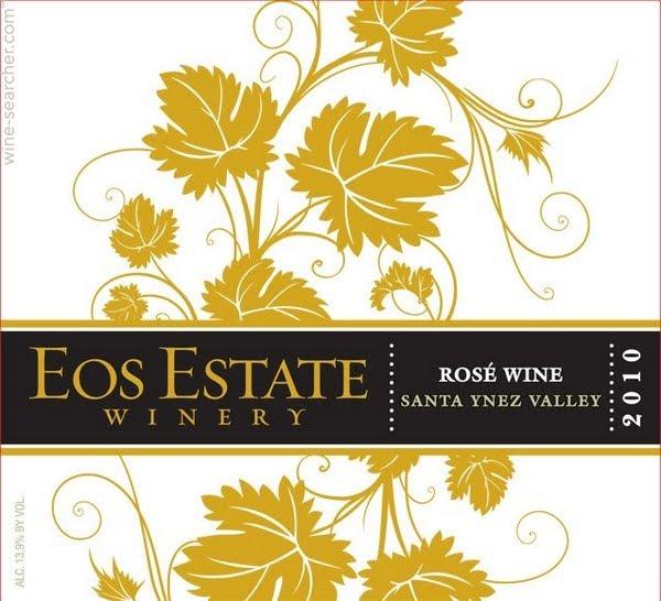 EOS Estate Rose, Santa Ynez Valley, USA: prices.