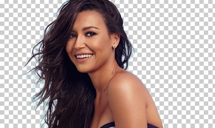 Naya Rivera Santana Lopez Glee Brittany Pierce Actor PNG.