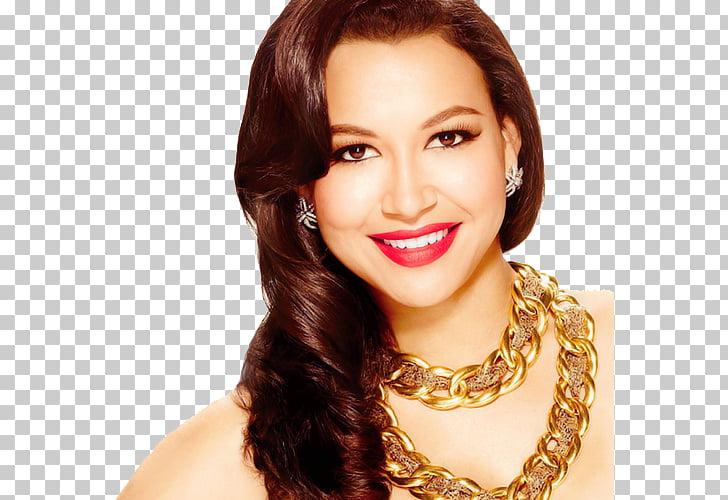 Naya Rivera Santana Lopez Glee, Beautiful Girl Free PNG.