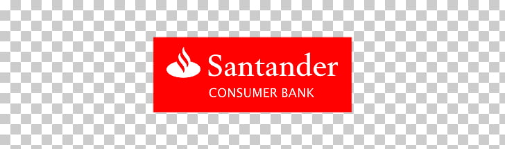 Santander Consumer Bank Red Logo, Santander Consumer Bank.
