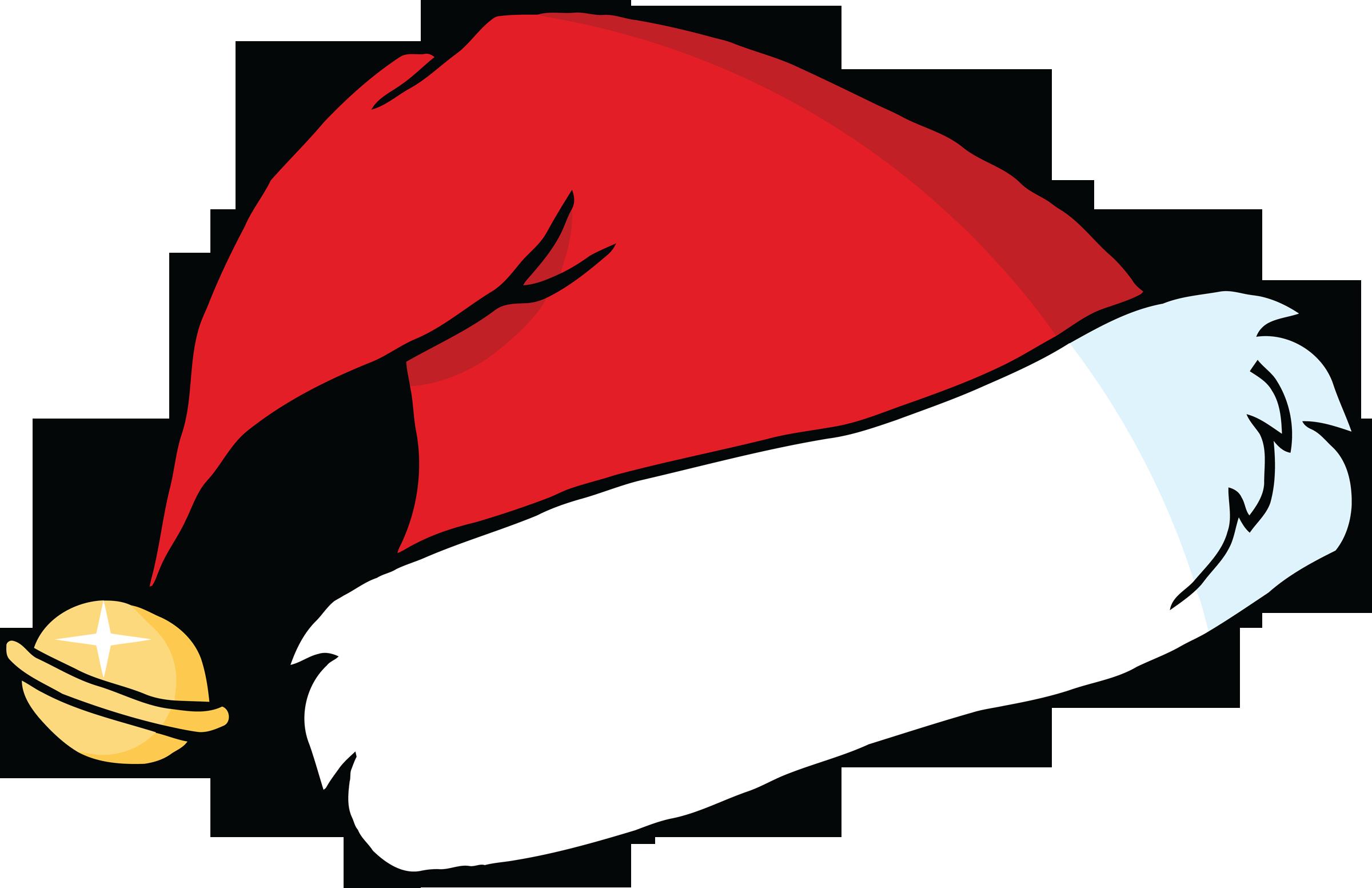 Santa hat clip art hats image 3.