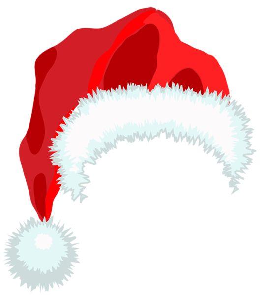 Santa hat clipart pdf.