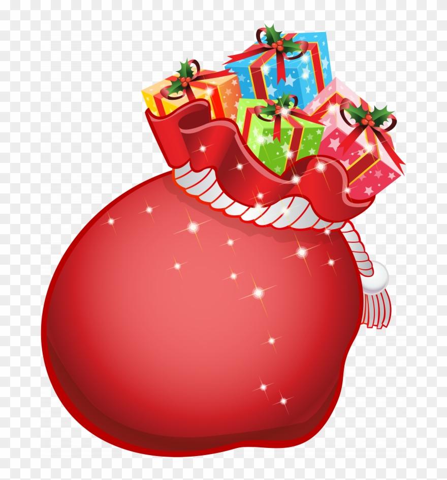 Christmas Santa Bags.