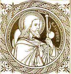 Sello Apostol Santiago.