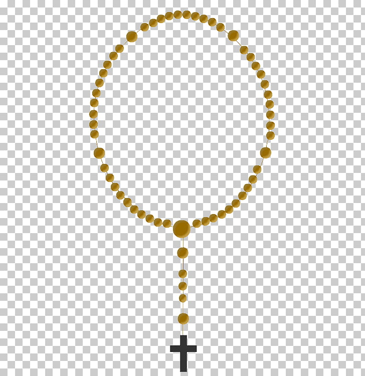 Drawing Rosary Illustration Prayer Art.