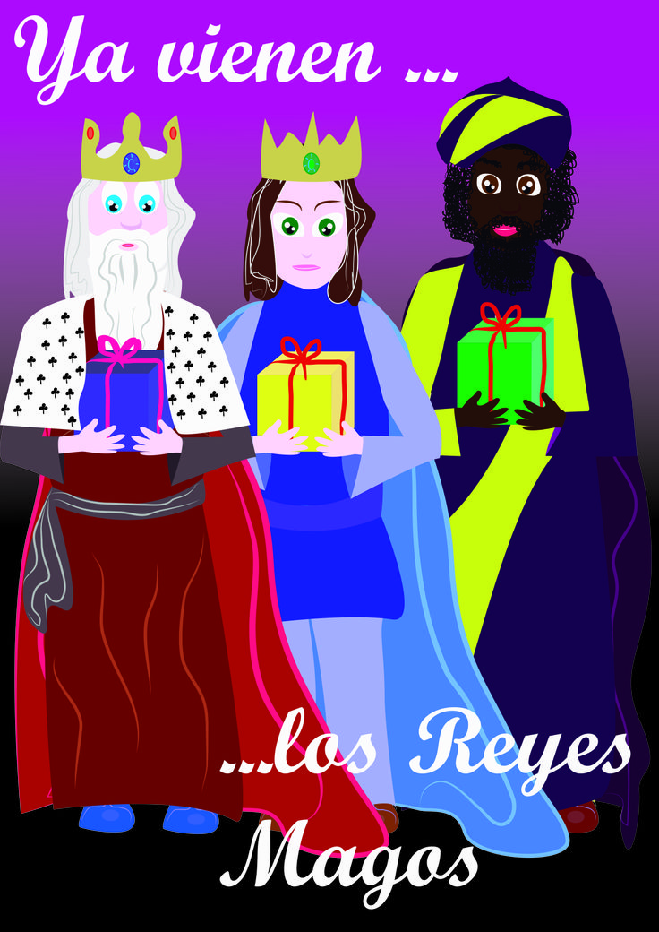 1000+ images about reyes magos on Pinterest.