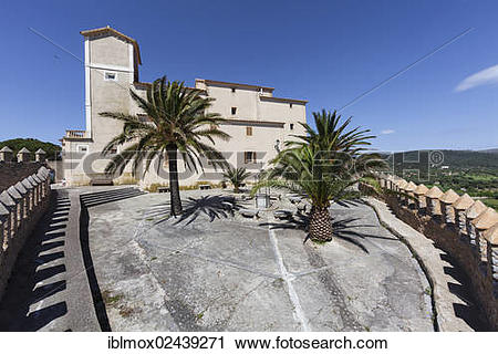 """Stock Photography of """"Castle or fortress of Arta with the."""