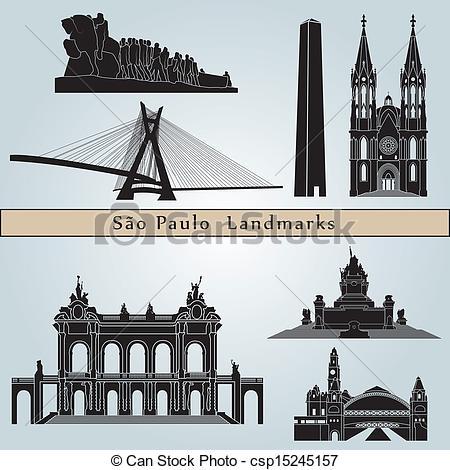 Sao paulo Clip Art Vector Graphics. 350 Sao paulo EPS clipart.