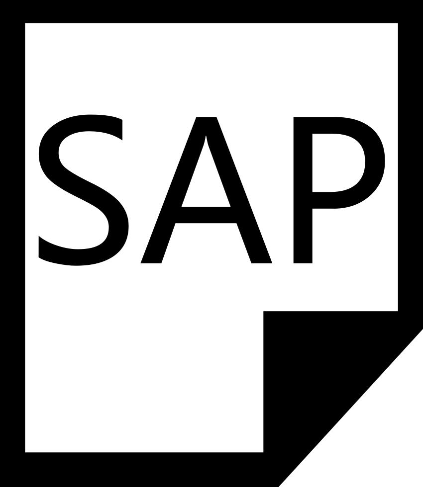 Gezico F SAP Svg Png Icon Free Download (#276047.