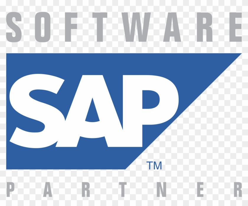 Sap Software Partner Logo Png Transparent.