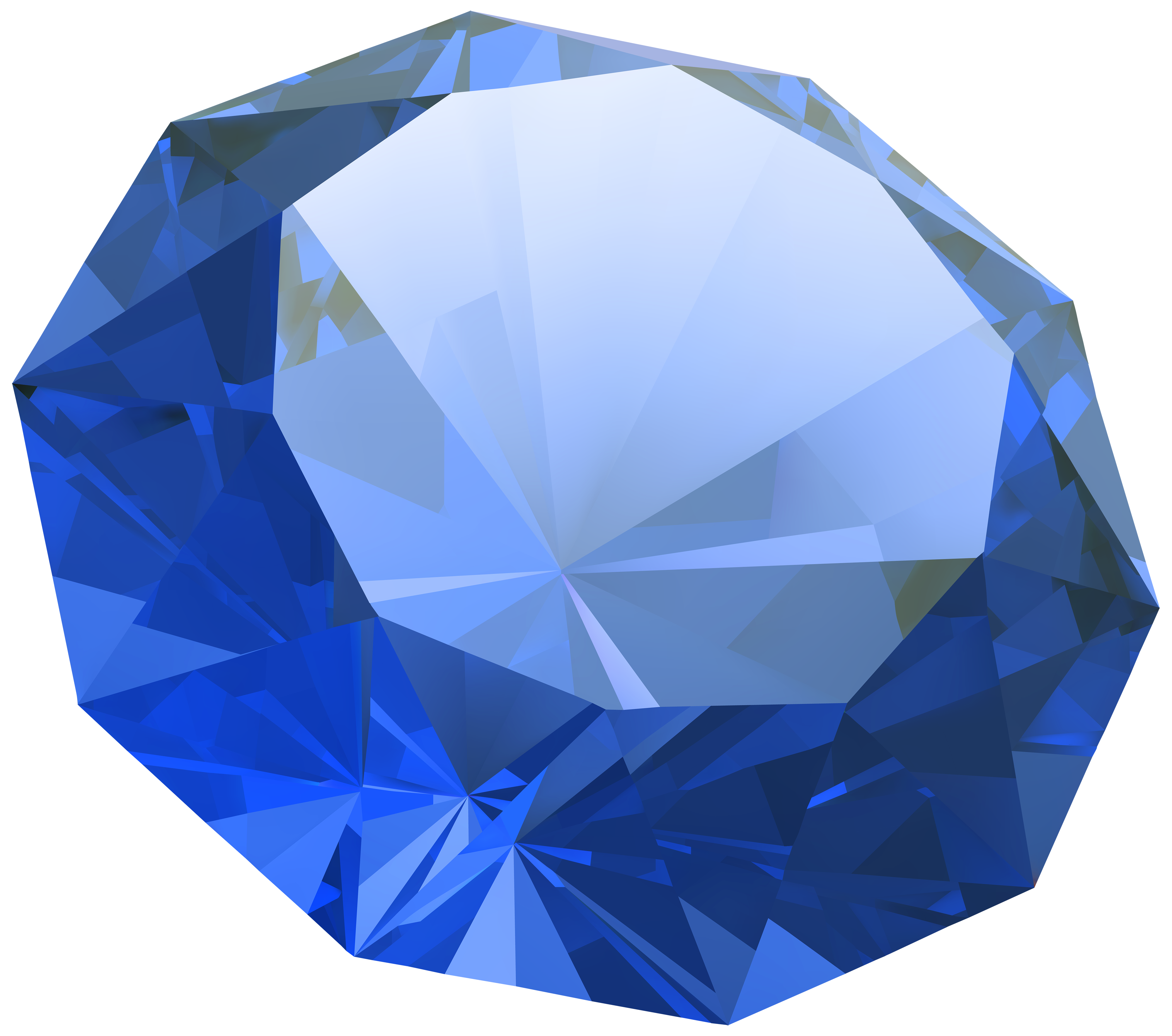 Sapphire PNG Clipart.